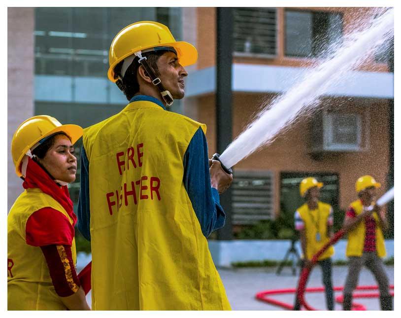 firerfighter
